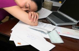 a krónikus fáradtság okoz-e fogyást