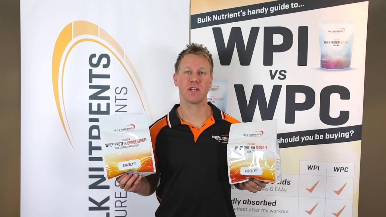 Wpi vs wpc fogyás Fogyni fog több idő alatt