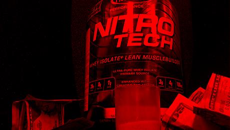 Fogyni, de nem akárhogyan!, Nitro tech fogyás