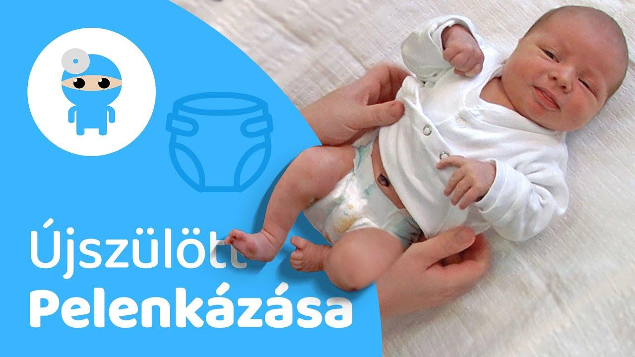újszülöttek túlzott fogyása látta a zsírégetőt