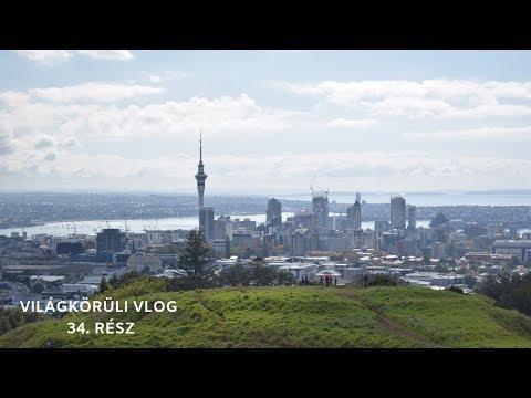 fogyás Auckland