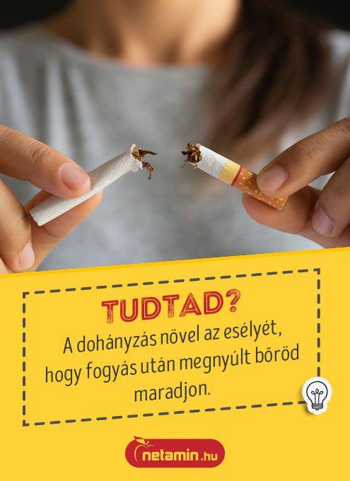 mi fenyegeti a dohányzást leszokókat