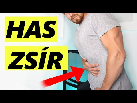 zsírégetés az egész testen)