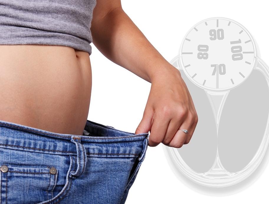 heti ideális fogyás kg