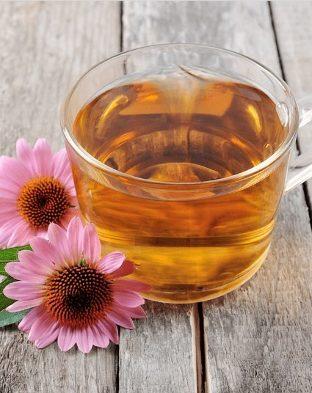 a forró tea segíti a fogyást