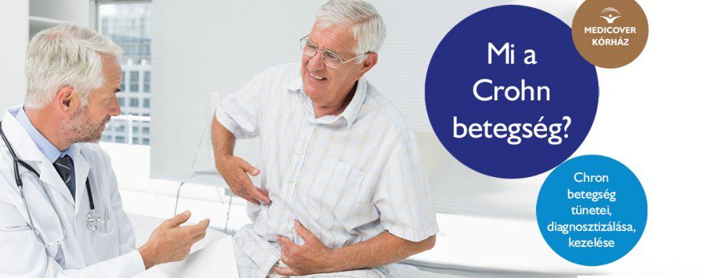oka fogyás crohn-betegség