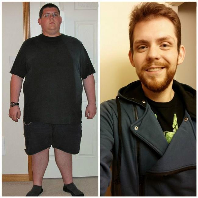 elképesztő fogyókúrás történetek előtte és utána