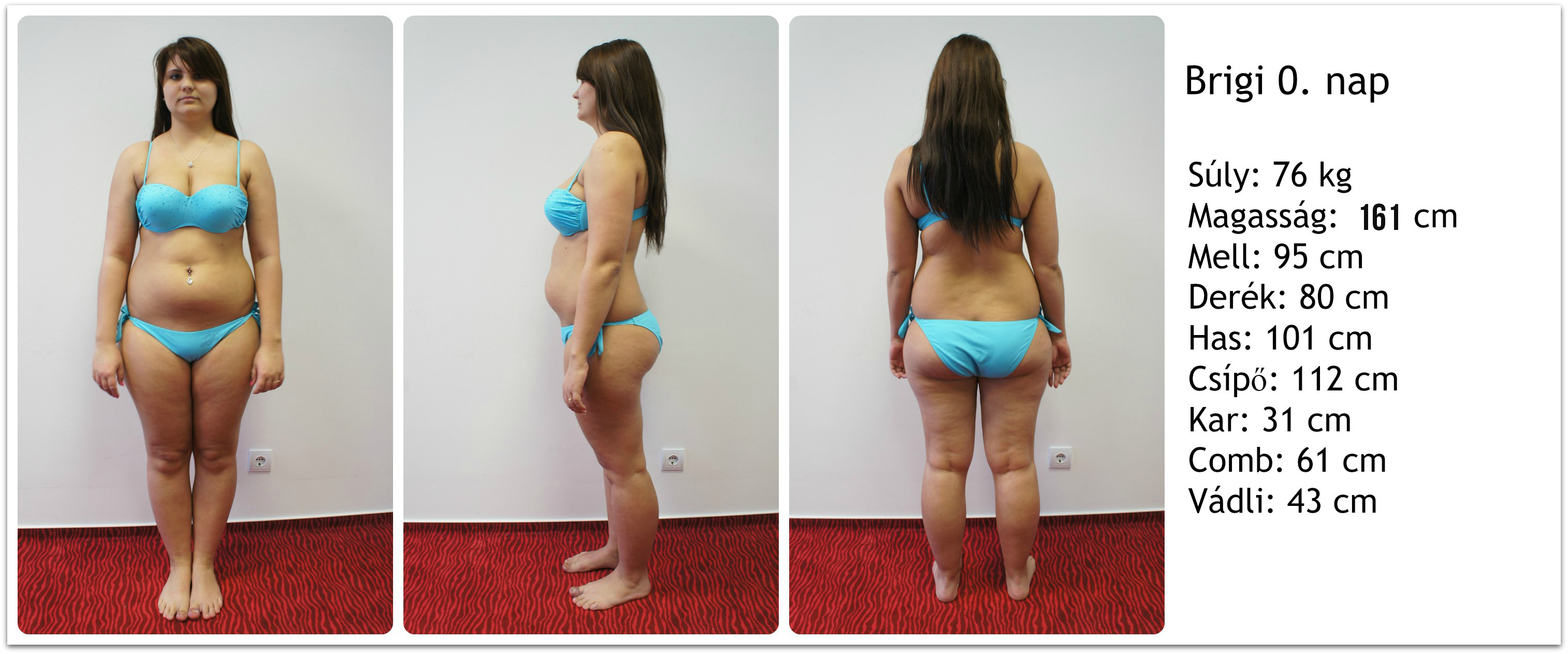 10 kg súlycsökkenés 2 hét alatt