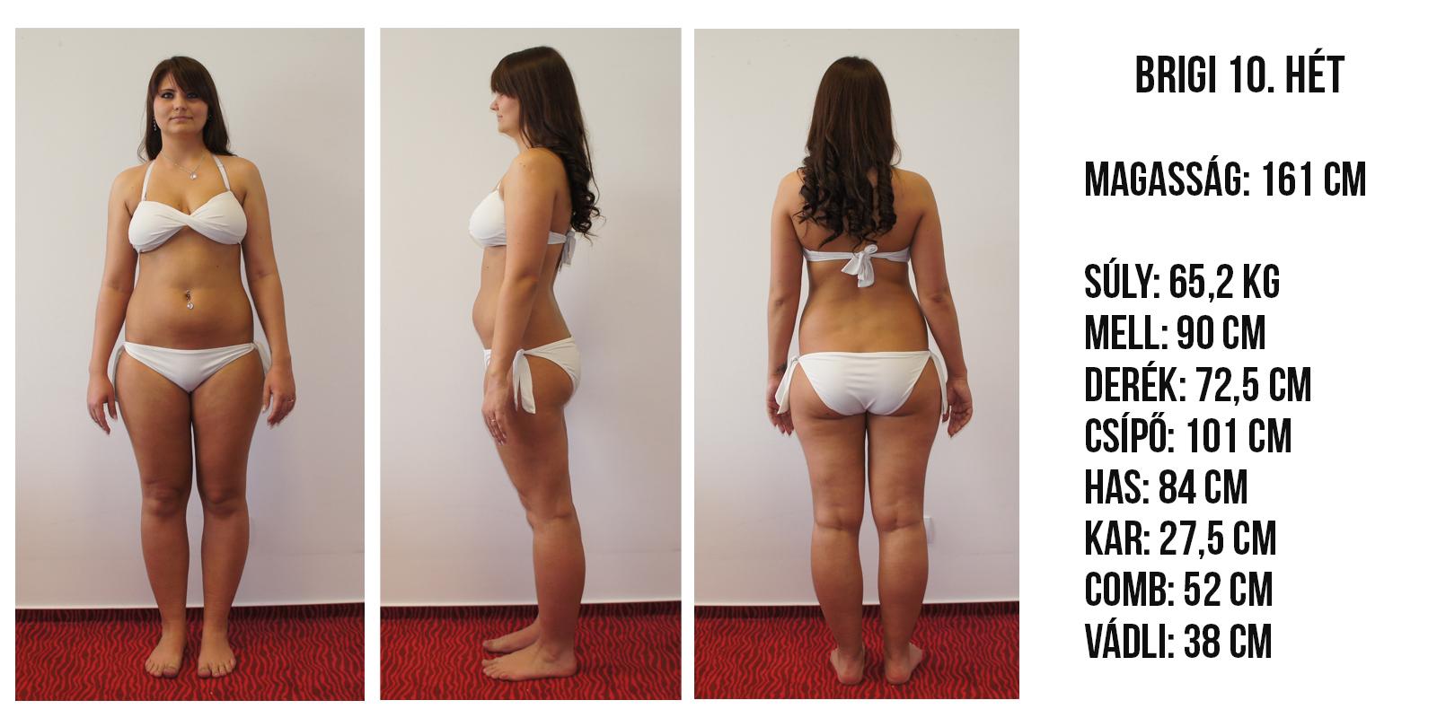 fogyás előtt és utána tumblr