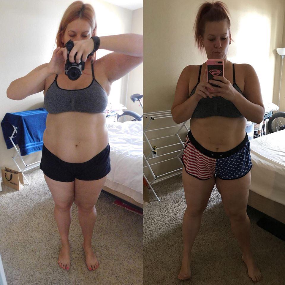fogyás 6 héttel azelőtt hogyan lehet fogyni 52 nőnél