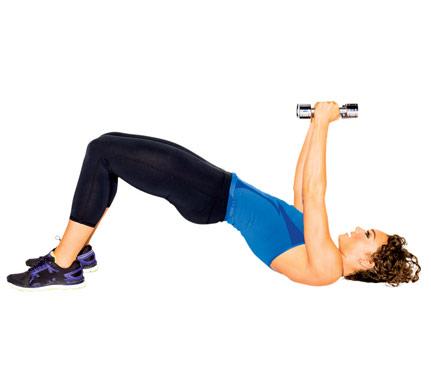 8 zsírégető gyakorlat nőknek, amitől karcsú lesz a karod   Kuffer