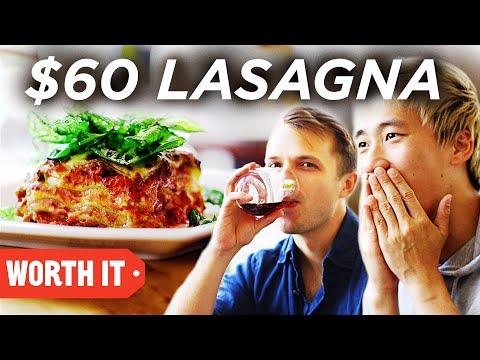 lasagna fogyáshoz