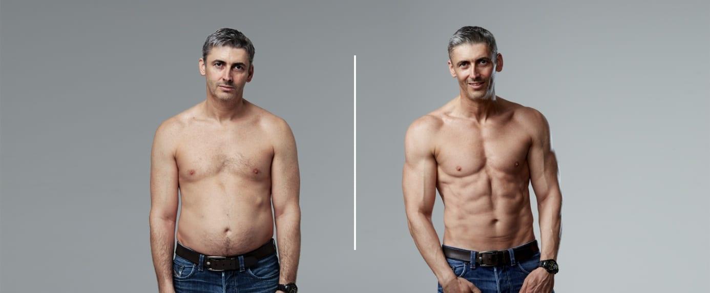 milyen gyorsan veszíti el a testzsír százalékát