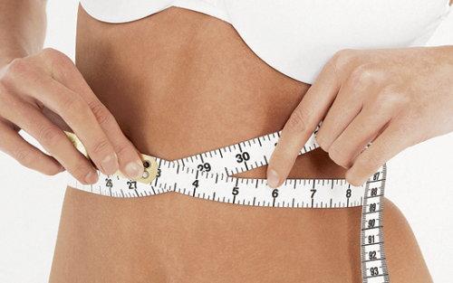 miért fogyok centikkel a súly előtt