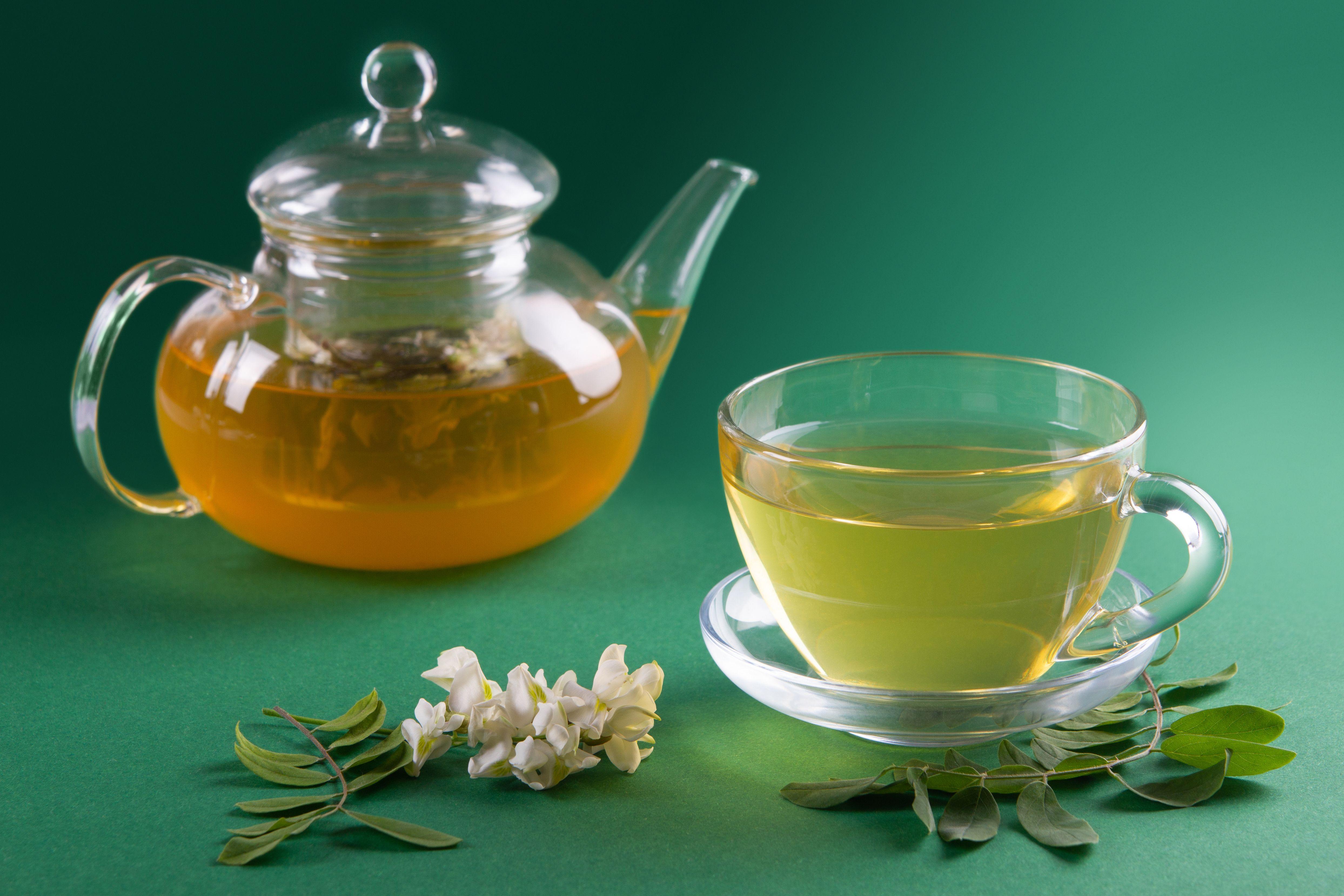 A fogyókúrás tea miatt lefogy, teák fogyáshoz