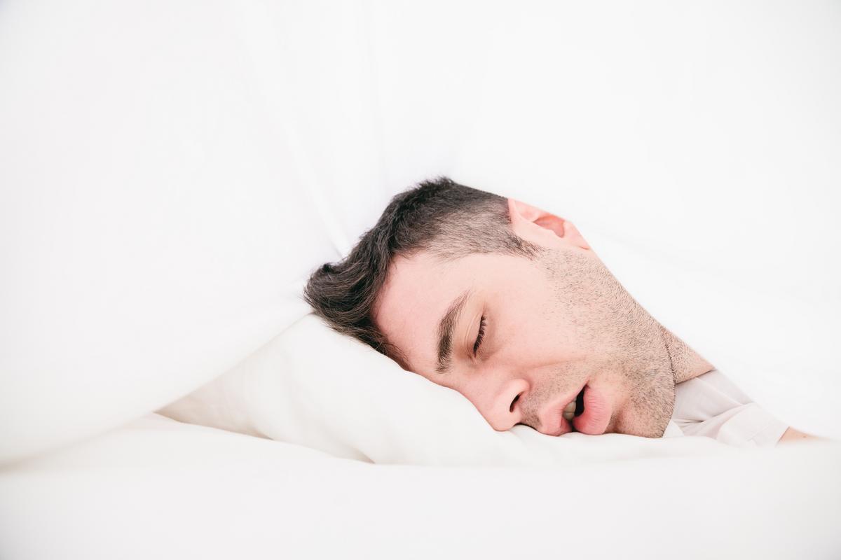 az alvás miatt lefogy