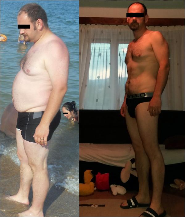 Fogyás 60 kg alatt!