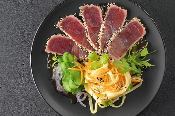 Az étrend alatt sushit lehet enni