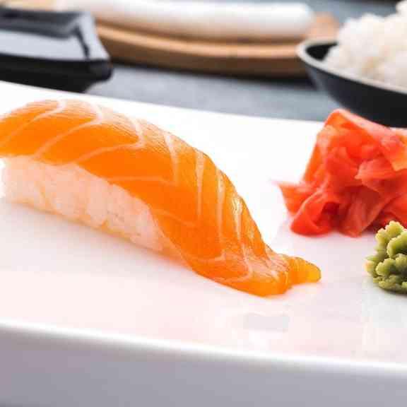 a sushi tekercsek lefogynak