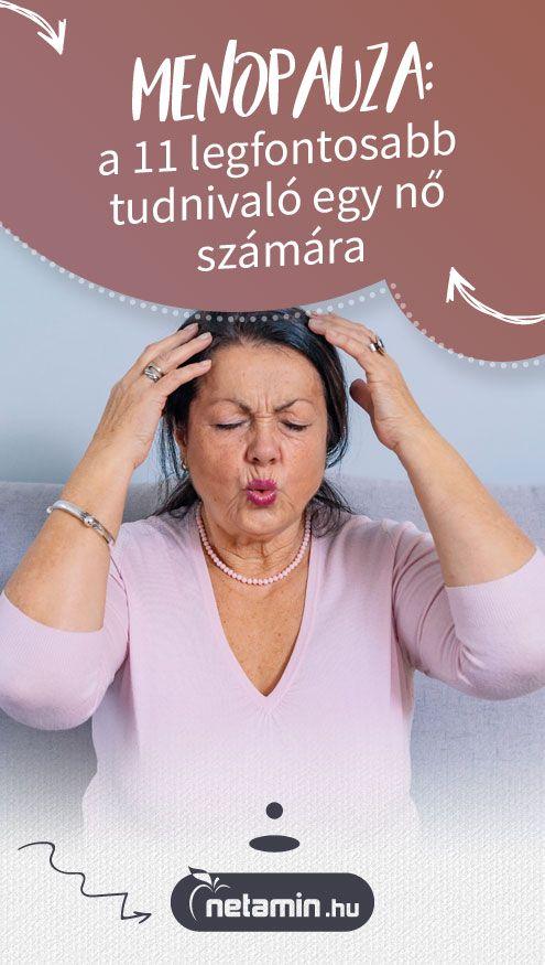 Gyors fogyás menopauzában